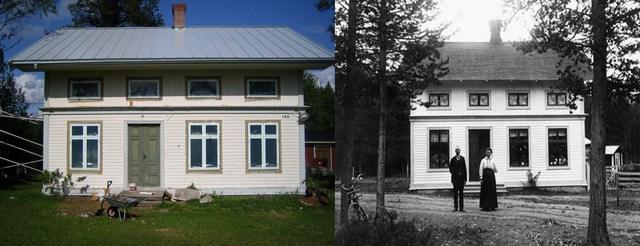 使えるものは大切にいつまでも使うことが大好きなスウェーデンの人々。我が家も例外にもれず、夫の母の母の母のお父さん、つまり夫にとってはひいひいおじいさんが1890年代に建て、夫の母もそこで生まれたという、古い家を譲り受け、...