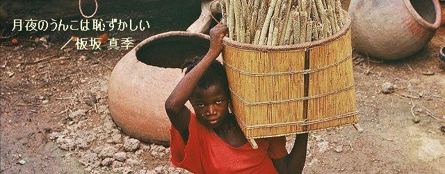 私が西アフリカのブルキナファソで住んでいた村は一夫多妻制だった。夫の家および、各妻とその子どもたちの小屋が中庭を囲むように建っていた。居候先の村長の家でも、6人の妻と26人の子どもたちがともに暮らしていた。 村の子どもた...
