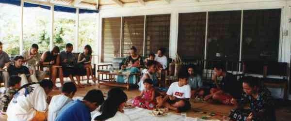 第18回 大家族で食べる日曜の昼食「トオナイ」